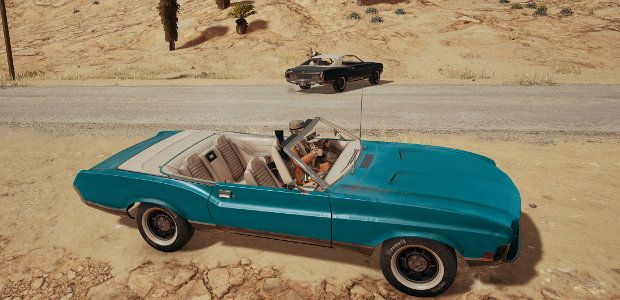 Playerunknown's Battleground update 12 bringing map select, weapon rebalancing, muscle car with fluffy dice