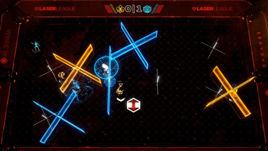 Laser League Coming In May