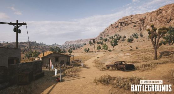 PUBG's Miramar map comes to Xbox One in large-scale test