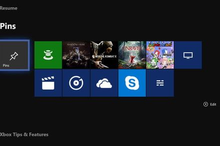 Learn how to quickly and easily pin a game or app on Xbox One