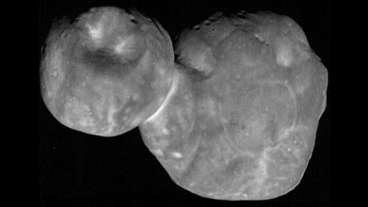 New Horizons Snaps Sharp Images of Ultima Thule's Surface