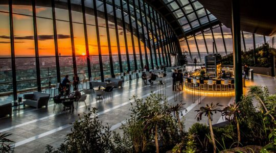Tickets Alert: The Sky Garden reopens in 10 days time