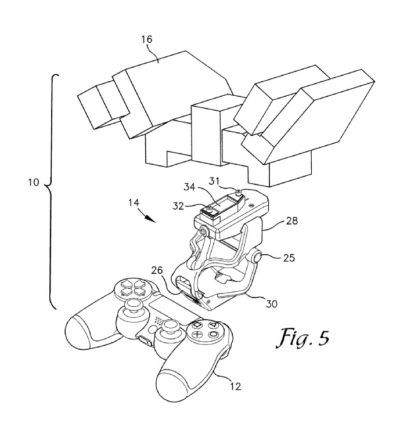 Old Ubisoft Patent Shows Modular Controller Accessory