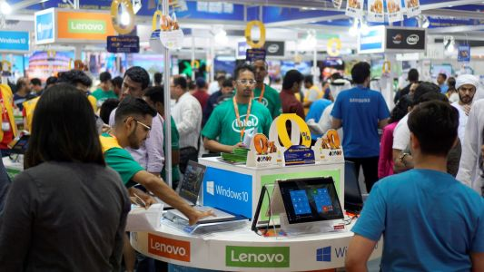 Best laptop deals and offers at GITEX Shopper 2017