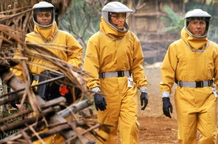 How accurate are the pandemic movies you're binge-watching?