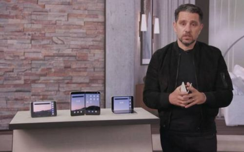 Watch Microsoft justify Surface Duo