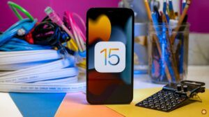 IOS 15's update choice could hint at bigger changes to come in iOS 16