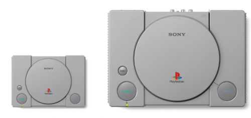 """Sony Announces """"PlayStation Classic"""" Mini Console, Comes With 20 Games"""