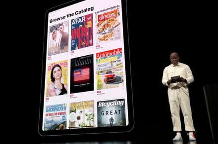 Apple News Plus gives you access to more than 300 magazines for $10 per month