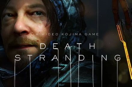 Hideo Kojima reveals Death Stranding box art, mentions Keanu Reeves at SDCC 2019