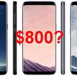 Hard-hitting prices for the Galaxy S8 and the S8+ tipped again