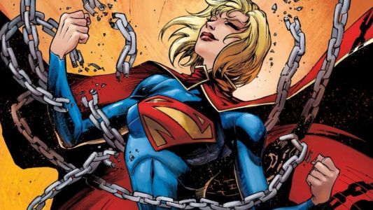 THE FLASH Director Shares First Photo Tease of Supergirl's Costume