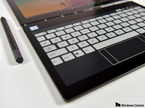 Should you buy Lenovo's Yoga Book C930 solely for the E Ink display?