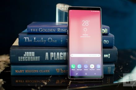 Samsung Galaxy Note 9 vs. BlackBerry Key2: Productivity powerhouse punch-out