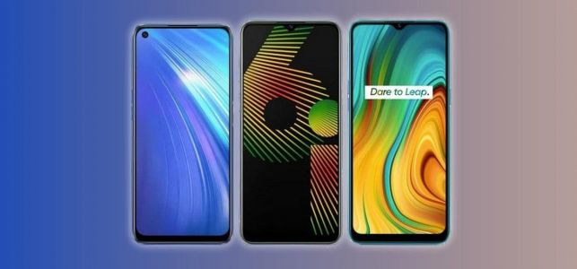 Realme 6, 6i and C3 now available in Europe, shipping starts on April 16