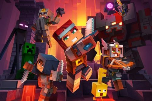 Minecraft Dungeons launch time for Xbox One, PS4, PC, and Nintendo Switch