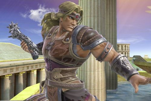 Castlevania's Simon Belmont is coming to Super Smash Bros. Ultimate