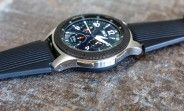 Samsung Galaxy Watch gets a new update that improves charging and music playback