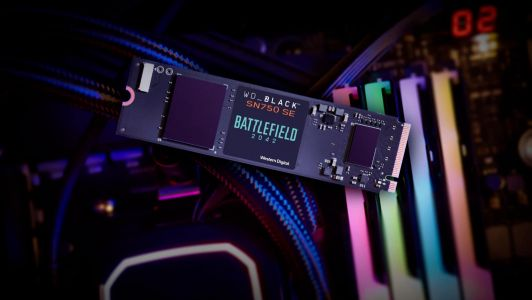 Western Digital Is Releasing A Limited Edition SSD For Battlefield 2042