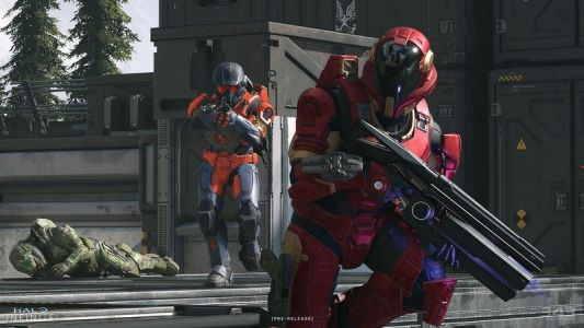 343i explains what to expect from Halo Infinite's technical preview