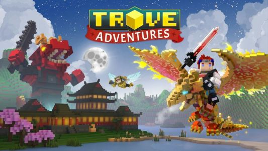 Watch and win as we livestream Minecraft-style MMO Trove tonight on Mixer!