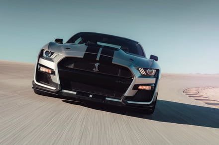 2020 Ford Mustang Shelby GT500 blitzes Detroit Auto Show - Roadshow