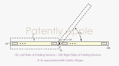 Recent Apple Patent Shows The Latest Foldable iPhone Could Let You See Your Notifications Even When It's Shut