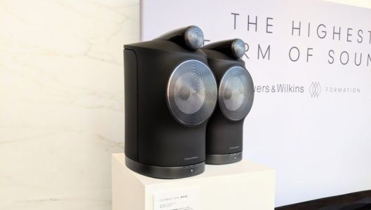 Bowers and Wilkins Formation Hands-on: If Sonos made $4,000 speakers