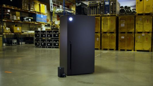 Microsoft's hilarious Xbox fridge is about to become a reality