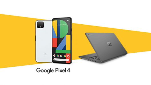 Ace offer gives instant saving on Google Pixel 4 deals - and you still get that free Chromebook
