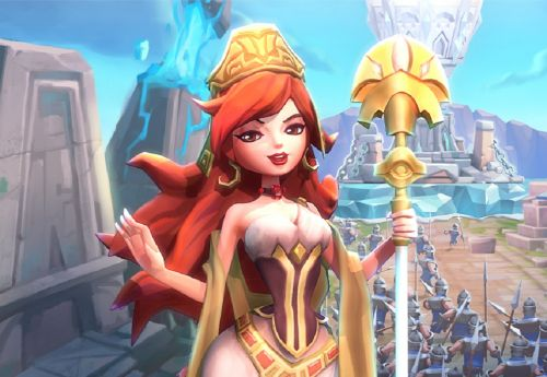 Popular strategy game Lords Mobile adds a new building, The Sanctuary, in its latest update