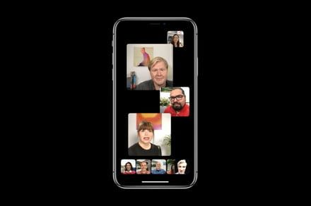 Apple fixes one FaceTime bug and then another one appears