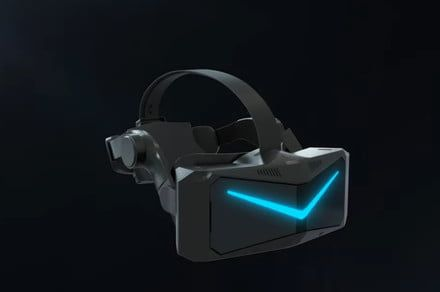 This 12K QLED VR headset may take virtual reality to the next level