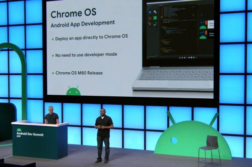 Chromebooks will more easily sideload Android apps with Chrome OS 80
