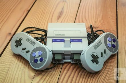 The Super NES Classic is the perfect holiday gift for Nintendo lovers