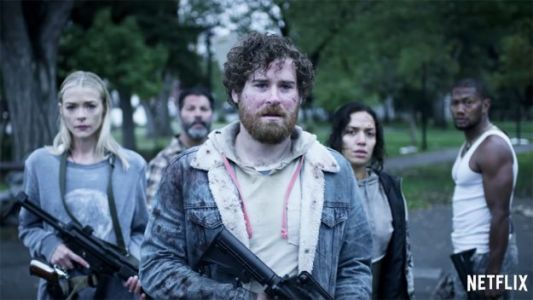 New Netflix Horror Series 'Black Summer' Unveils Zombie Chaos