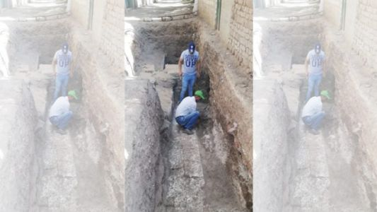 Ancient 2,200-Year-Old Temple of Pharaoh Ptolemy IV Found in Egypt