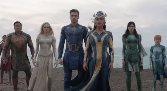 Eternals first reactions tease twists, turns, and. Zack Snyder's Justice League comparisons?