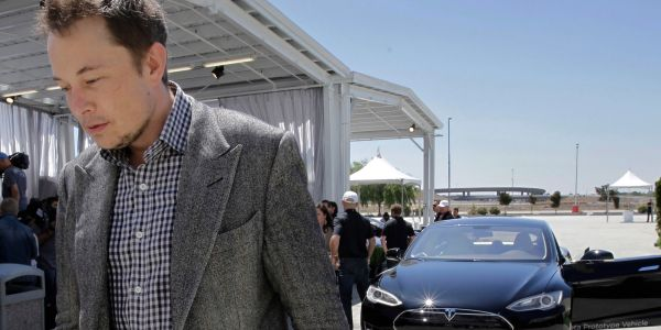 Tesla short sellers raked in $1 billion hours after Elon Musk revealed his struggles in an eye-opening interview