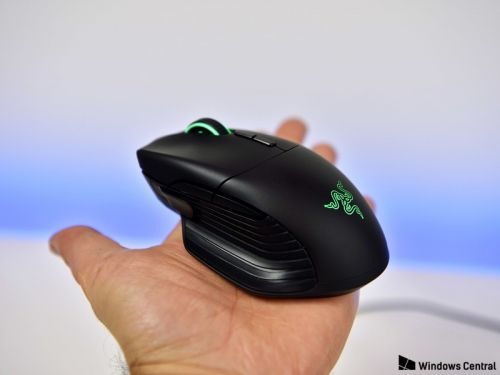 Razer Basilisk is a killer FPS gaming mouse that's perfect