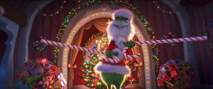 New Trailer For THE GRINCH Shows Off Some Fun Gadgets to Steal Christmas