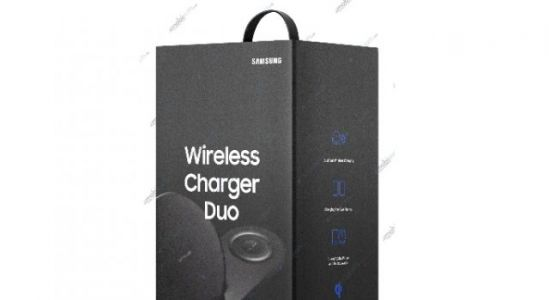 Samsung Wireless Charger Duo can charge Galaxy Note 9 and Watch simultaneously
