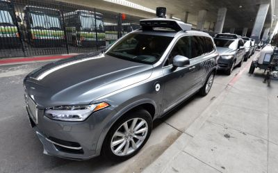 Uber self-driving cars off the road after Arizona crash