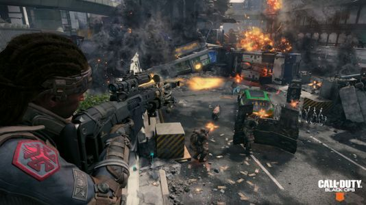 'Call Of Duty: Black Ops 4' Review: A Man Down