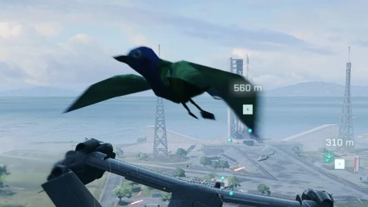 Battlefield 2042 low-poly animals are the cutest thing you weren't mean to see
