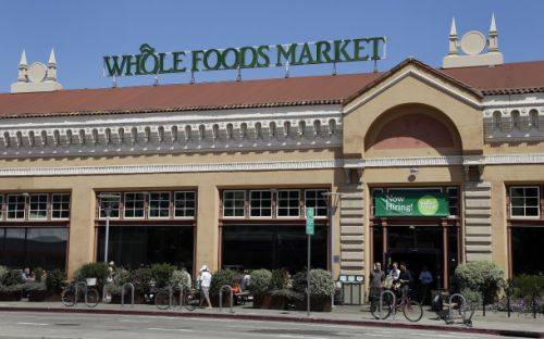 Amazon Prime savings will be available at all Whole Foods stores beginning Wednesday