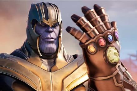 Fortnite Avengers Endgame challenges guide: Iron Man repulsors and Infinity Stones