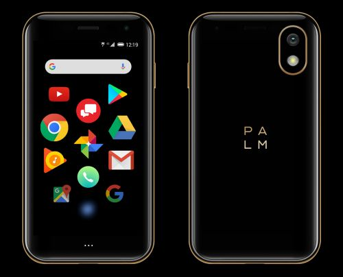 Palm phone features 3.3-inch screen, now available unlocked for $349.99