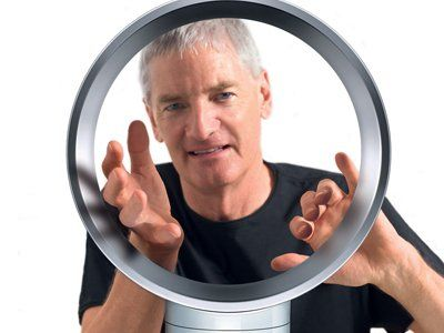 The Dyson vacuum inventor says he's spending $3 billion on electric car and battery tech