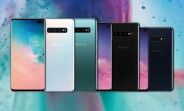 Samsung Galaxy S10e, S10 and S10+ arrive with world's first HDR10+ screens, ultrasonic FP readers